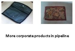 Corporate gifts & social projets